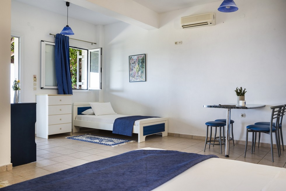 Studio Triple room in Kefalonia